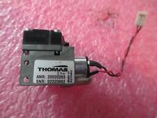 Thomas Miniature Diaphragm Vacuum Air Pump 2VDC 20020263 1319T7.5S 1307