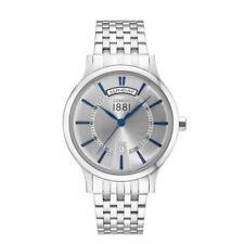 Cerruti 1881 Men's Varallo Stainless Steel Watch - CRA128SN04MSA
