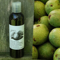 Lake Michigan Elixir Black Walnut Extract 4 oz Parasite Cleanse Green Tincture