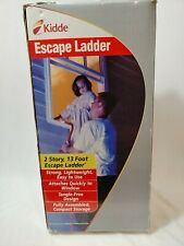 Kidde Ladder Kl-2S Two-Story Fire Escape, 13-Foot