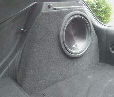 Hyundai Veloster 12inch sub Fibreglass subwoofer box premium sound