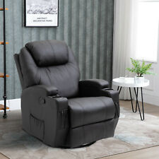 Massage Recliner Vibrating Recliner with Heat Function with Remote