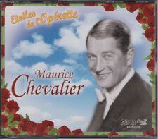 Maurice Chevalier - étoiles de l'opérette 3CDs - Dédé - Là-haut! - Gigi