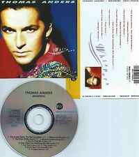 THOMAS ANDERS-WHISPERS-1991-GERMANY-EAST WEST RECORDS 9031-74628-2-CD-MINT-
