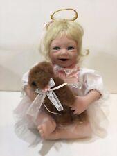"Never Used The Ashton-Drake Galleries Doll ""I Wish You Love"" J. Good-Kruger, COA"