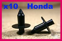 For HONDA motor cycle motor bike fairing panel trim push rivet fastener clips
