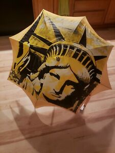Andy Warhol Umbrella Statue of Liberty NEW!