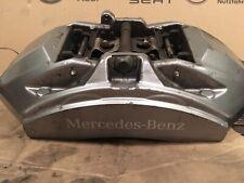 2017 MERCEDES S-CLASS S350D W222 PASSENGER SIDE FRONT N/S/F BREMBO BRAKE CALIPER