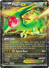 Pokemon Flygon-EX XY61 Pokemon Promos Promotional NM-Mint Fast Shipping!