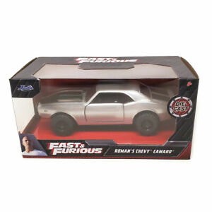 Jada Toys Fast & Furious: F7 Roman's 1967 Chevy Camaro Off-Road 1/32 Scale