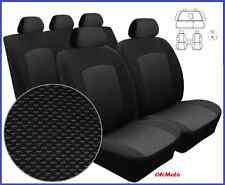Tailored Full Set Seat Covers For Toyota Avensis Mk2 (saloon /sedan) 2003 - 2008