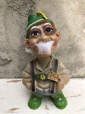 Heico Germany Nodder Bobble Head Figurine Oktoberfest Vintage Lederhosen Man
