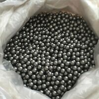200pcs 4.5mm Steel Ammo Ball Bearing Hunting Outdoor Game for Catapult