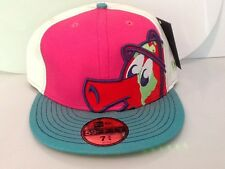 New Era 59Fifty Exclusive Fitted Hat , Poly/wool , Size 7 3/4 , Multicolor