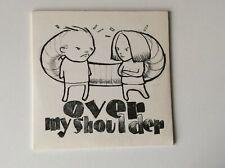 I Am Kloot - Over My Shoulder - 1 Track  Promo CD
