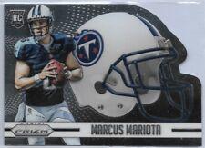 2015 Panini Prizm Marcus Mariota Helmet Rookie RC #H12 Tennessee Titans