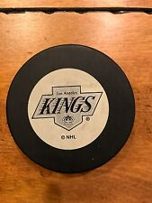 LOS ANGELES KINGS NHL Hockey Official Puck