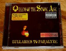 Queens of the Stone Age Lullabies to Paralyze CD Fine