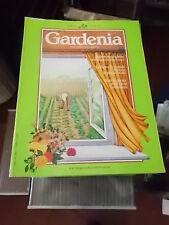 """GARDENIA"" RIVISTA MENSILE n°4 AGOSTO 1984"
