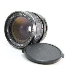 SEARS Wide Angle 28mm F2.8 Lens For M42 PENTAX Screw Mount