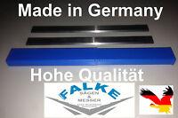 2 Stück Hobelmesser 320 x 18 x 3 HSS  %18 Wolfram Scheppach HMC 3200
