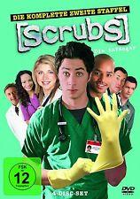 SCRUBS, Die Anfänger: Staffel 2 (4 DVDs) NEU+OVP