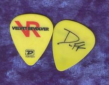 VELVET REVOLVER 2005 Contraband Tour Guitar Pick!! DUFF McKAGAN concert stage #3