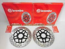 Brembo Bremsscheiben Bremse vorne komplett Suzuki GSX 1300 R Hayabusa / GSX 1400