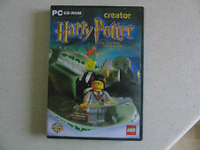 Lego Creater Harry Potter and the Chamber of Secrets PC CD-Rom