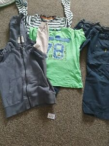 Boys 8-9 Years Play Clothes Bundle / Play wear / messy play clothing (B957)
