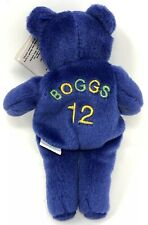 Boston Red Sox Wade Boggs Tampa Rays Beanie Salvino's Baby Bammers 1999 Baseball