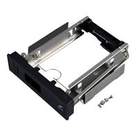 New SATA HDD-Rom Hot Swap Internal Enclosure Mobile Rack For 3.5 inch HDD SI