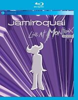 JAMIROQUAI - LIVE AT MONTREUX 2003   BLU-RAY NEW+