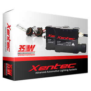 XENTEC Xenon Lights Slim HID Conversion Kit for Mini Cooper Countryman Paceman