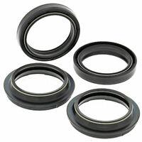 Fork Dust Wiper & Oil Seal Kit Set Seals For Kawasaki KX250F 2010 2011 2012