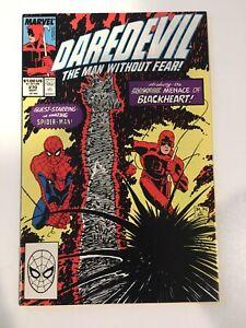 DAREDEVIL #270 (1989) 1st Appearance Of Blackheart Marvel Comics
