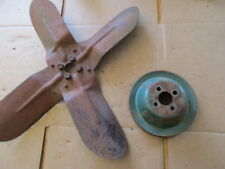 1952 Kaiser Manhattan Fan Blade & Pulley / Rat Rod