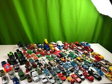 HUGE Lot of Miscellaneous Cars Trucks Planes Yatming Tootsie Toy Racing Champion
