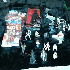 New ListingLot of 20 Playskool Star Wars Figurines Vehicles and other toys
