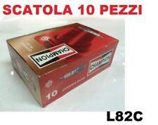 KIT 10 PZ CANDELA CHAMPION L82C PASSO CORTO Piaggio Ape - 50 cc