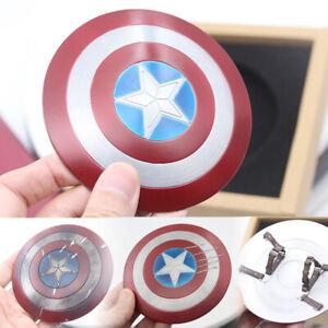 BY-ART 1/6 Metal Shield Captain America Scene Model Accessory S4 S5 S6