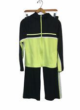 C9 by Champion 2 Piece Women's Track Suit Hoodie Sweatshirt Pants SMALL Black