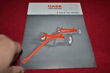Case Tractor RW4 RW6 Farm Wagon Dealer's Brochure YABE14