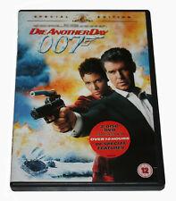 DIE ANOTHER DAY SPECIAL EDITION PIERCE BROSNAN JAMES BOND 2 DISC BOX SET DVD NEW