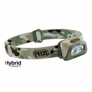 Petzl TacTikka+ Tactical Headlamp - 350 Lumens