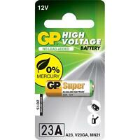 1 PILE 23A / A23 / V23GA / MN21 12V GP  12V Batterie GP Battery