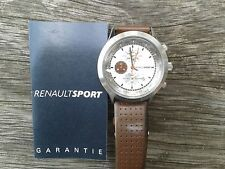 Aluminium Case Matte Wristwatches with Chronograph
