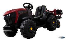 Kinderfahrzeug Traktor Future1000 mit Anhänger 1,6m Elektrotraktor Kinderauto