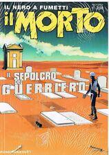 Fumetto Noir IL MORTO n.7
