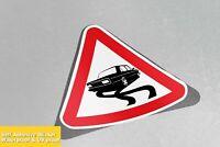 Vaz Drifting Russian Car Vinyl Sticker Decal Window Car Van Bike 4373